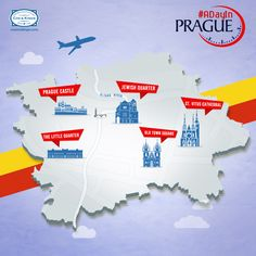Transport yourself to the medieval era as you spend a day wandering through cobblestoned streets lined with castles and stone buildings in Prague. Go back in time with a holiday in #Prague. Book now: http://cnk.com/ADayInPrague #ADayIn #CzechRepublic #travel #tourism #Europe