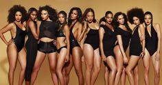 Natural in Nashville: HAIR LUST: Ford Models Diversity Promo Shoot