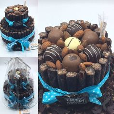 Biltong, Hampers, Cakes, Desserts, Gifts, Food, Tailgate Desserts, Deserts, Presents