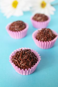 Brigadeiro - an extremely easy and delicious Brazilian candy - recipe in English