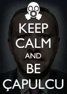 keep calm and be capulcu / chapuller