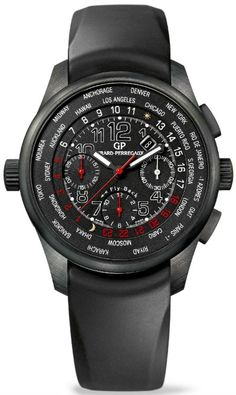 The Light & Dark Side Of Owning A Girard-Perregaux WW.TC Chronograph Watch - Forbes
