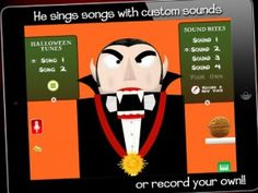 Singing Monster Nutcracker: The Holiday's Greetings . . . Creepy Edition