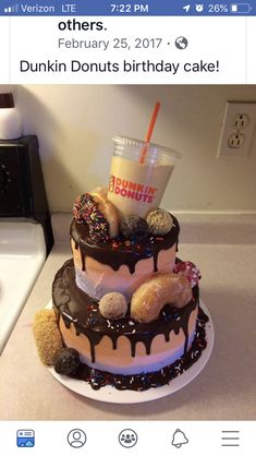 For The Person Who Loves Dunkin Donuts