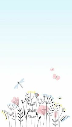 2+ Free Watercolor+Flowers+Flower+Back & Art Class Images