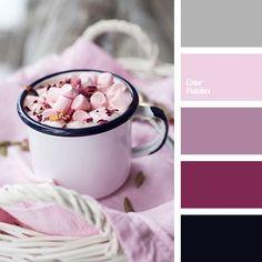 Pink - #colorpalette #colorpalettes #kleuren #kleur #kleurentrends #colour #colours #colour #palette #design For more colour trends 2018 check http://www.wonenonline.nl/interieur-inrichten/kleuren-trends/