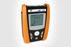 T416 Earth Resistance and Resistivity • 350 Memory locations • RS232 interface • Resistivity