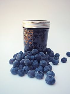 Ginger Blueberry Butter!