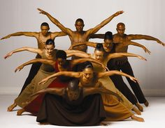 I used to see Alvin Ailey every year in Boston. Revelations always brings me to tears.