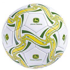 John Deere Soccer Ball