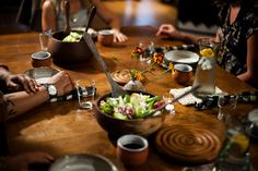 Kyle Johnson Photography - Kinfolk Dinner at the Smith Tower