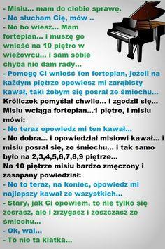 30 najlepszych kawałów na poprawę humoru – Demotywatory.pl