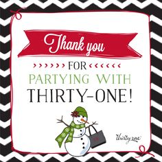 "Thanks so much for coming to my event tonight! Visit our online Catalog at mythirtyone.com/ShopHere to see a closer view of our products.  Two ways to order:  1.	Place an order directly through my website at mythirtyone.com/ShopHere. Simply click on MY PARTIES then SHOP next to the ""Pinterest Party.""   2.	Send me a private message on Instagram  As your Consultant, I'm here and happy to help you! Let me know if you have any gift or embroidery questions."