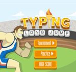 Typing Tutorials - Learn & Practice Touch Typing for Free Online Fun, Online Games, Typing Lesson, Home Made Games, Free Typing, Long Jump, Typing Games, Cool Kids, Have Fun