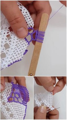 Captivating All About Crochet Ideas. Awe Inspiring All About Crochet Ideas. Crochet Edging Patterns, Crochet Lace Edging, Granny Square Crochet Pattern, Crochet Borders, Irish Crochet, Crochet Designs, Crochet Flowers, Crochet Stitches, Granny Square Häkelanleitung