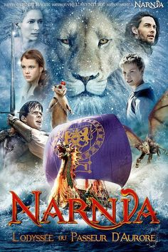 Le Monde de Narnia, chapitre 3 - L'Odyssée du passeur d'aurore (2010) Regarder Le Monde de Narnia, chapitre 3 - L'Odyssée du passeur d'aurore (2010) en ligne VF et VOSTFR. Synopsis: Happés à l'intérieur d'un int...