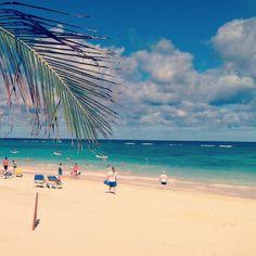 Bavaro Beach in Punta Cana, La Altagracia