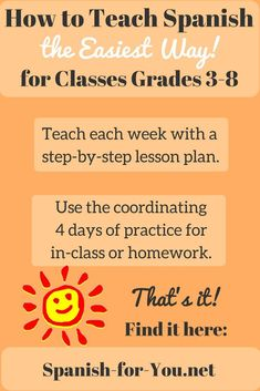 Class Use   Spanish for You!   Spanish for School   Spanish Worksheets