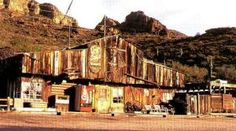 Tortilla Flat - Arizona Ghost Town