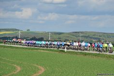 """The Jutlands area of Denmark is the """"hilliest"""" part of the country, Giro d'Italia 2012"""