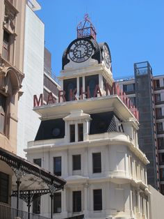 The Markham Building in Johannesburg
