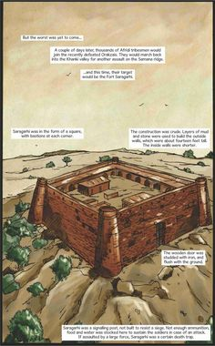 SikhComics.com - The Battle of Saragarhi, The Last Stand of the 36th Sikh Regiment (Graphic Novel), USD $3.99 (http://www.sikhcomics.com/battle-of-saragarhi-sikh-regiment/)