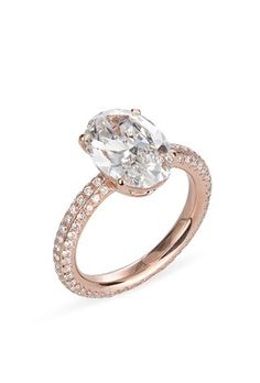 Rose Gold Engagement Rings | Brides.com