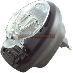 Incarcator universal pentru acumulatori, 220V, cu lamele ajustabile - 111104