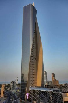 Al Hamra Tower, Kuwait City