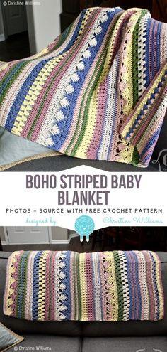 61 Ideas Crochet Baby Wrap Blanket Yarns For 2019 Crochet For Beginners Blanket, Baby Blanket Crochet, Crochet Baby, Free Crochet, Crochet Blankets, Afghan Blanket, Baby Blankets, Afghan Crochet Patterns, Baby Patterns