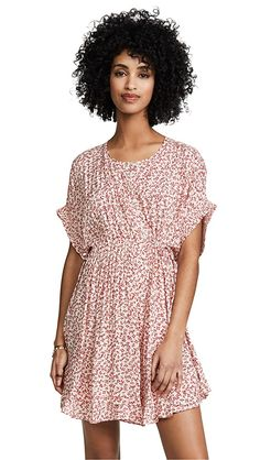 ca1df6688ac7 Endless Summer by Free People Blossom Stretch Cotton Dress