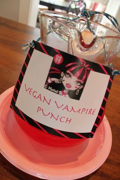 """Photo 1 of 43: A monster High inspired party for a little girl who loves them! / Birthday """"Monster HIgh BIrthday"""" 