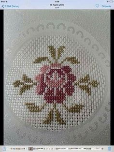 Etamin, Tapestry and Cross-Stitch Samples Choose from 68 different Ethamine Mo . Cross Stitching, Cross Stitch Embroidery, Hand Embroidery, Embroidery Designs, Cross Stitch Designs, Cross Stitch Patterns, Palestinian Embroidery, Just Cross Stitch, Bargello