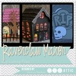 Ravenclaw Manor SVG Collection