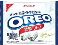 Oreo Limited White Deep Rich chocolate Milk SOFT COOKIES Nabisco New DESSERT 13p #Oreo