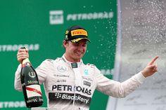 F1: Hasil Balapan dan Klasemen Sementara Setelah GP Brasil 2015 Ubs, Captain Hat, Shopping, Fashion, Moda, Fashion Styles, Fasion