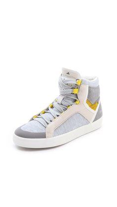 adidas by Stella McCartney Discosura Hiker High Top Sneakers $150