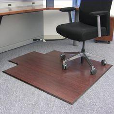 office desk chair mat superior office chair mat pinterest