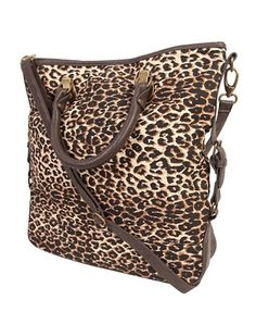 Leopard Print Handbag - StyleSays