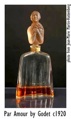 Cleopatra's Boudoir: Les Parfums Godet