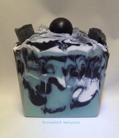 Artisan Luxury Soap Man On The Moon Homemade by StoneWildNaturals