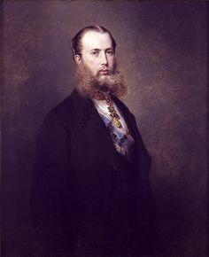 Maximilian by Winterhalter - Franz Xaver Winterhalter - Wikimedia Commons