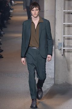 Sfilata Moda Uomo Lanvin Parigi - Autunno Inverno 2016-17 - Vogue