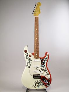 FENDER[フェンダー] Jimi Hendrix Monterey Stratocaster 詳細写真