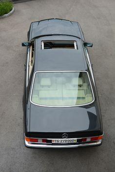 Mercedes 560 SEC - W126