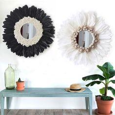 macrame/macrame anleitung+macrame diy/macrame wall hanging/macrame plant hanger/macrame knots+macrame schlüsselanhänger+macrame blumenampel+TWOME I Macrame & Natural Dyer Maker & Educator/MangoAndMore macrame studio Mandala Mural, Mandala Tapestry, Tapestry Wall, Macrame Mirror, Diy Mirror, Wall Mirror, Feather Wall Decor, Metal Wall Decor, Boho Diy