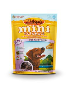 The Zuke's Mini Naturals Dog Treats is a featured product in the Pawsitive Beginnings box for dogs. Each box features some of our favorite pet products and $50 worth of coupons.