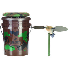 Mojo Outdoors™ Voodoo Dove/Bucket Combo - Hunting Equipment And Accessories, Decoys And Accessories at Academy Sports