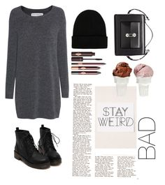 """""""Untitled #25"""" by aleksaroyus on Polyvore featuring Fine Collection, NLY Accessories, Balenciaga and Sin"""