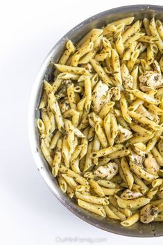 This one pan, pesto